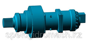 Гидромотор-редуктор ГМР.2000-2 для привода различных машин и механизмов