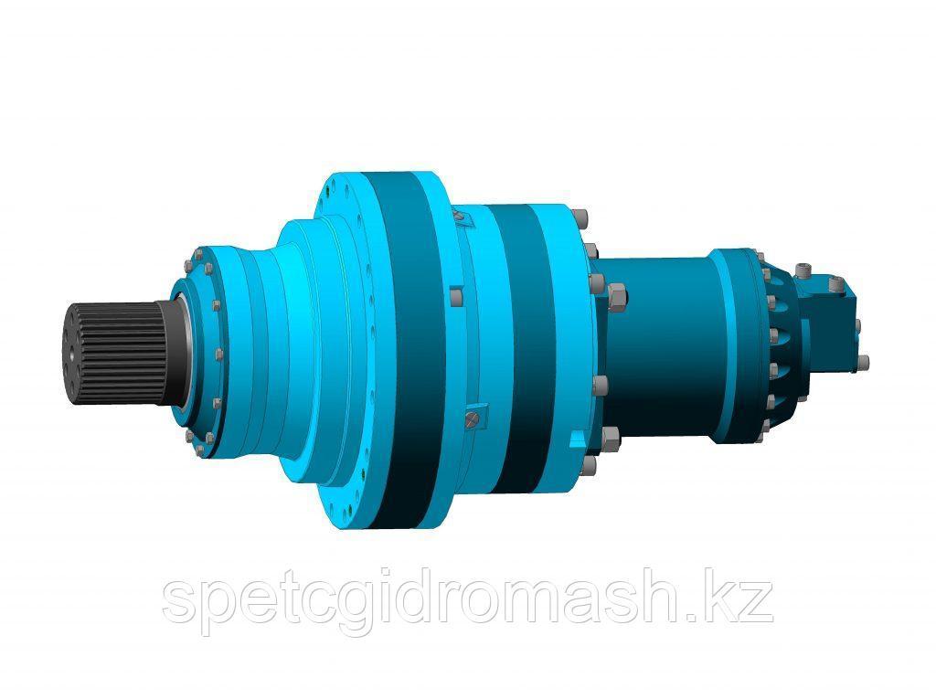 Гидромотор-редуктор ГМР.5000.000. для привода различных машин и механизмов