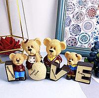 "Семейка медвежат ""LOVE"""