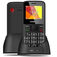 Мобильный телефон Texet TM-B201 Black