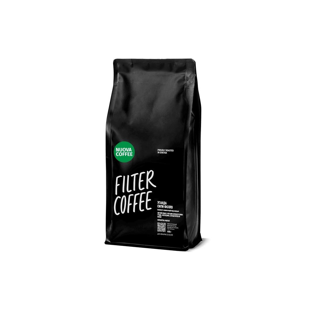 Кофе Уганда Сипи Фоллз / Uganda Sipi Falls / 100% арабика