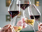Набор бокалов 600 мл от Юлии Высоцкой Wilmax для вина 2 шт цв.уп., фото 4