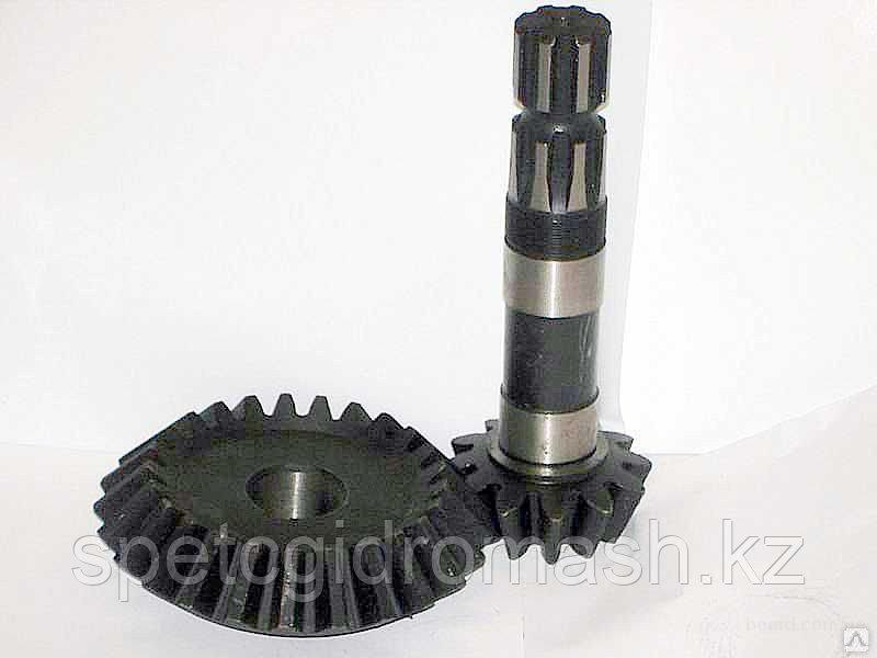 Коническая пара редуктора (12/25) 220 мм Щеточное оборудование