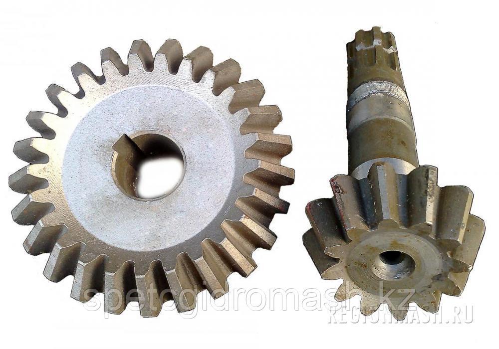 Коническая пара редуктора (12/25) 294 мм Щеточное оборудование