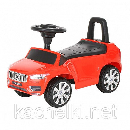 Каталка Pituso Volvo Красный/Red