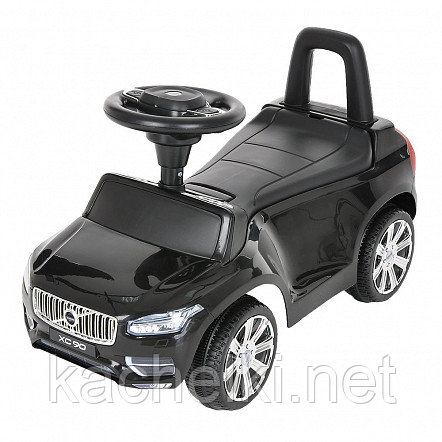 Каталка Pituso Volvo Black/Черный