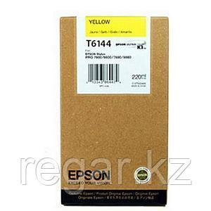 Картридж Epson C13T614400 SP-4450 желтый