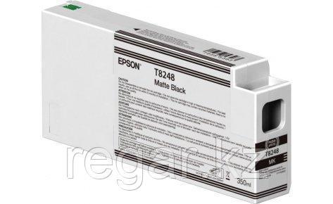 Картридж Epson C13T824800 для SC-P6000/P7000/P8000/P9000 черный  350 мл