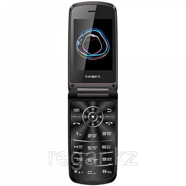 Мобильный телефон Texet TM-414 черный