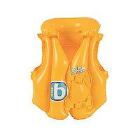 Жилет для плавания Swim Safe 51 х 46 см (ступень B) 3+  BESTWAY  32034