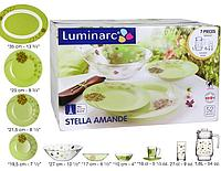 Столовый сервиз Luminarc Stella Amande 52 предмета на 6 персон, фото 1