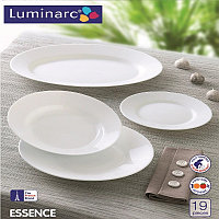 Столовый сервиз Luminarc Essence White 19 предметов на 6 персон