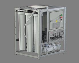 Установка получения воды аналитического качества УПВА-15