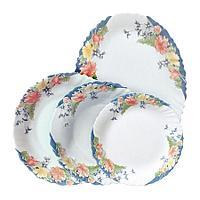 Столовый сервиз Arcopal Florine 19 предметов на 6 персон