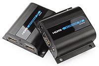 Lenkeng LKV372Pro - Удлинитель HDMI, FullHD, CAT6, до 50 метров, проходной HDMI