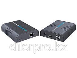Lenkeng LKV373KVM - Удлинитель KVM HDMI по IP-сети до 120 м