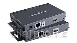 Lenkeng LKV383Matrix - Удлинитель HDMI по витой паре CAT6 до 120 м с функцией матричного коммутатора (режим