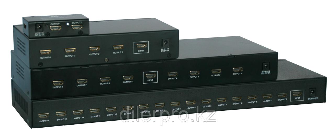 KENSENCE HDMI-14 - Разветвитель сигнала HDMI 1 в 4