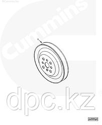 Шкив привода вспомогательных агрегатов Cummins 6CT 3919624 3903221