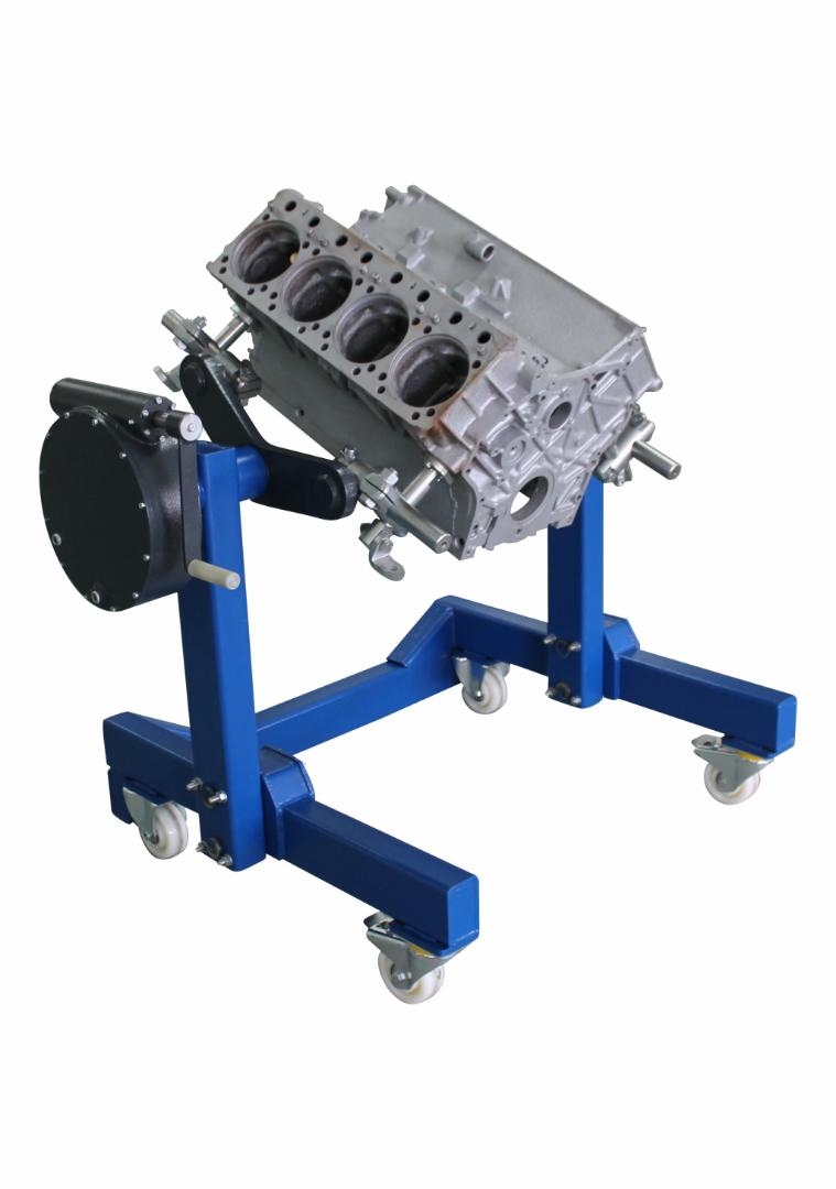 Стенд для сборки-разборки двигателя Р776Е (Передвижной)