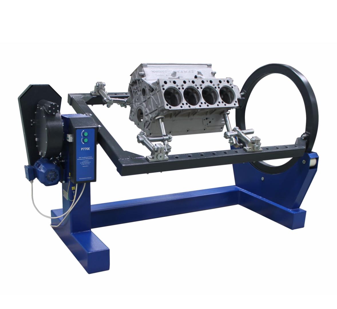 Стенд для сборки-разборки двигателя Р770Е 3000кг