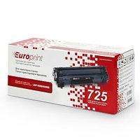 Europrint картридж для принтеров Canon i-SENSYS LBP-6000/6000B/6020/6030, MF3010, лазерный картридж (EPC-725)