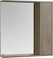 Шкаф зеркальный AQUATON Стоун 80 1A228302SX850
