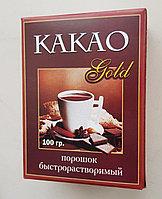 Какао порошок быстрорастворимый 100 гр, коробочка, Royal Food