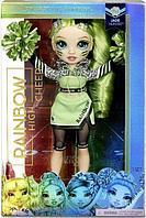 Кукла Рейнбоу Хай- Джейд Хантер Черлидер - Rainbow High Cheerleader 572060