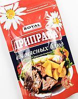 Приправа для мясных блюд 170 гр, дойпак, Royal Food