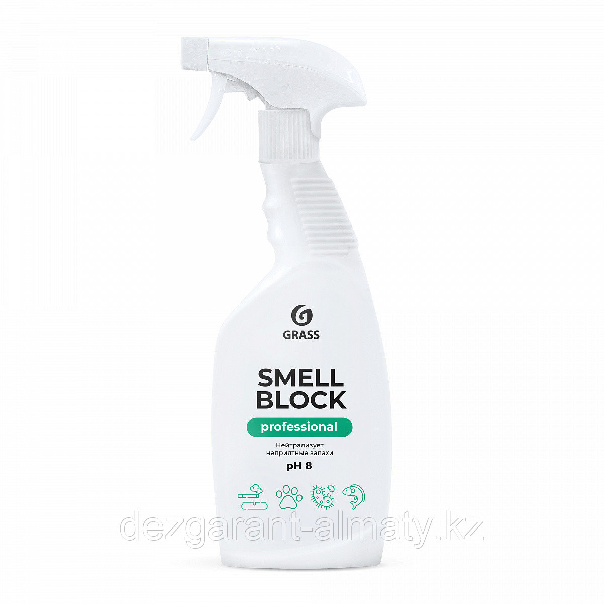 Нейтрализатор запаха Smell Block Professional 600 мл