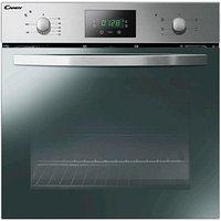 Духовой шкаф Candy FCS605X/E, электрический, 65 л, класс А, серебристый