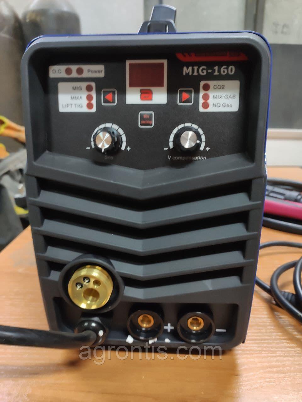 Сварочный  Полуавтомат MIG / MAG   MIG 160  SHRILO.
