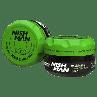Воск для волос NISHMAN Matte Clay Hair Styling Wax M2