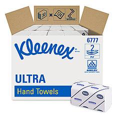 Листовые бумажные полотенца Kleenex Ultra 6777, фото 3