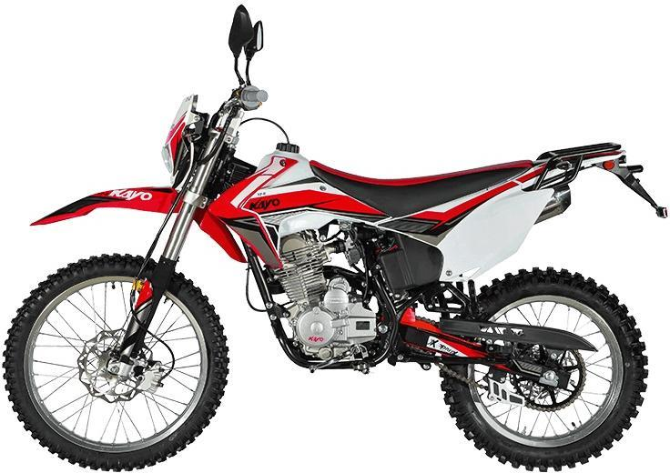Мотоцикл KAYO T-1 Road 250