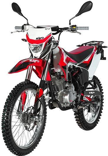 Мотоцикл KAYO T-1 Road 250 - фото 2