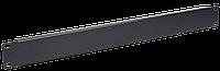 ITK Фальш-панель 1U черная