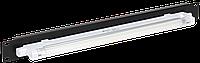 """ITK 19"""" осветительная панель 1U с ручным вкл. черная"""