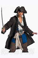 Костюма пирата. Боевой дух, взмах саблии