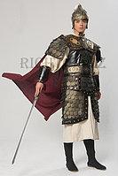 Прокат Алматы мужских костюмов- джигиты батыры. Этнические, латы, броня