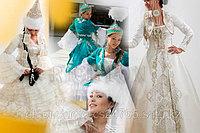 Свадебное платье, Кыз узату
