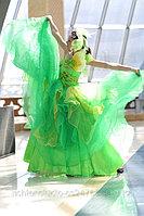 Вечернее нарядное сценическое платье - Жар Птица по городу Алматы.