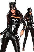 Женщина кошка - костюм карнавальный в аренду. Царапка в теме