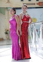 Вечерние платья для красной дорожки- модель Рыбка. Алматы прокат