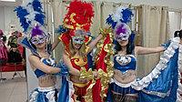 Бразильский карнавал, Кан кан, Антре.