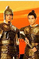 Национальная в Алматы историческая одежда мужская.
