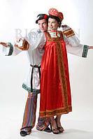 Русские народные костюмы на прокат в АлматыRichton s|для взрослых
