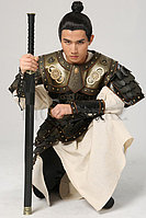 Костюм карнавальный Самурай (Samurai)  Латы, броня. размер XL.