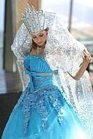Снежная королева костюм прокат Алматы | Ассортимент взрослым